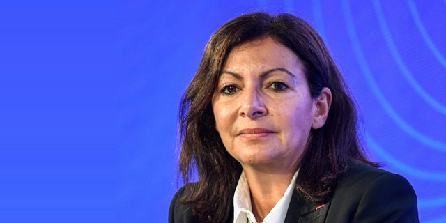 ראשת עיריית פריז אן הידלגו. פרוטוקול היגיינה מחמיר למסעדות, צילום: אי אף פי