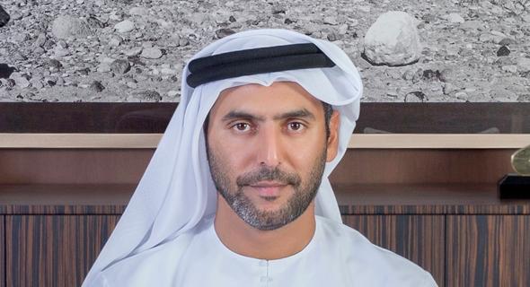 Abdullah S Al Naboodah. Photo OurCrowd