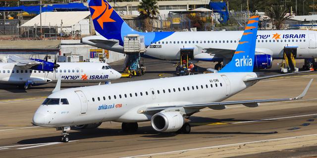 """ישראייר עתרה הבוקר שוב לבג""""ץ נגד איסור הטיסות של ישראלים למדינות ירוקות"""