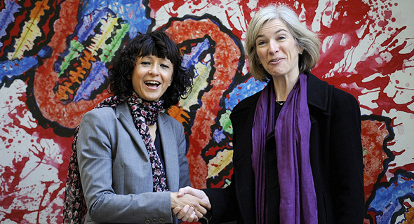 Winners of the 2020 Nobel Prize for Chemistry  Emmanuelle Charpentier (left) and Jennifer Doudna. Photo: Reuters