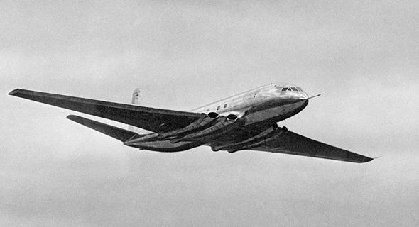 המטוס המרשים באוויר