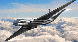 הקברניט קומט מטוס נוסעים סילון בריטניה 1, צילום: dway+PA