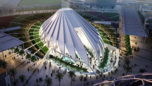 ביתן איחוד האמירויות, אקספו 2020 דובאי