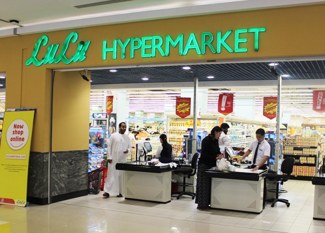 Many food items are imported to the UAE. A Dubai supermarket (Pictured). Photo: Fujairah