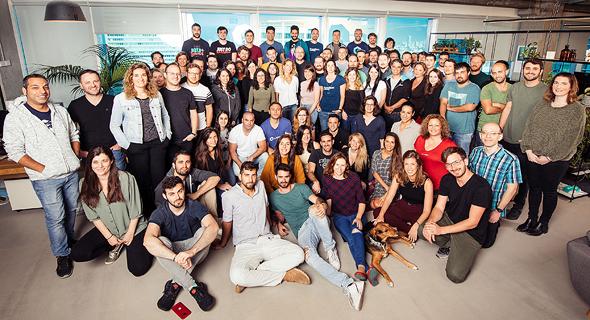 FundBox Team. Photo: Michael Loveton