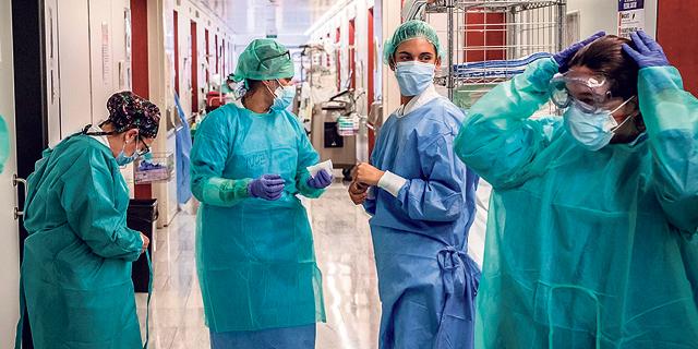 המגפה חשפה את מחלתה של מערכת הבריאות הספרדית
