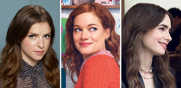 """שלוש קומדיות רומנטיות חדשות מימין """"אמילי בפריז"""", """"הפלייליסט של זואי"""" ו """"סיפור אהבה"""""""