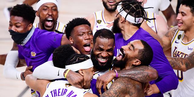 הבועה של ה-NBA סייעה להסביר את תופעת יתרון הביתיות