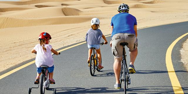 ספורט בדובאי, צילום: TimeOut Dubai