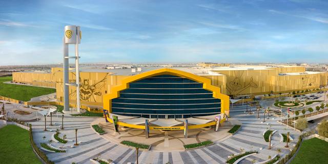 חיים בסרט: הפרויקט הסולארי הגדול ביותר באמירויות יוקם בפארק האחים וורנר באבו דאבי