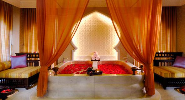 ספא של מלון אמירייטס פאלאס באיחוד האמירויות, צילום: Kempinski Hotels