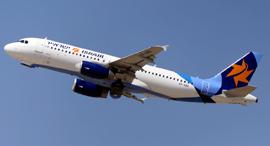חברת תעופה מטוס ישראייר , צילום: דני שדה