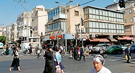 רחוב רבי עקיבא בבני ברק, צילום: עמית שעל