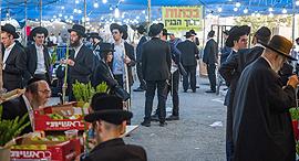 שוק בשכונת גאולה בירושלים, צילום: שלו שלום