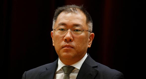 """יו""""ר יונדאי החדש, צ'אנג אוי-סון"""