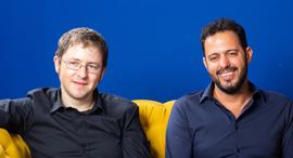Augury co-founders Saar Yoskovitz (left) and Gal Shaul. Photo: Augury