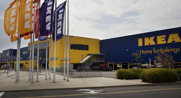 חנות רהיטים איקאה Ikea ברוקלין ניו יורק, צילום: בלומברג