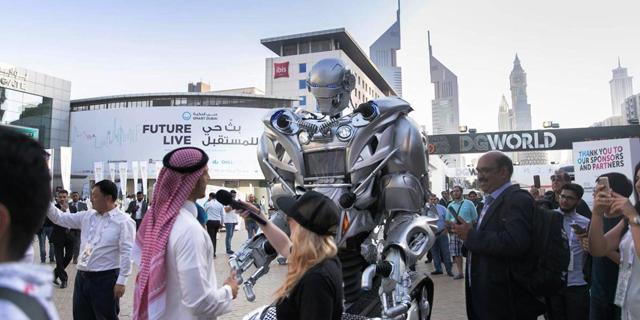 תערוכת הטכנולוגיה הענקית של דובאי תתקיים בדצמבר