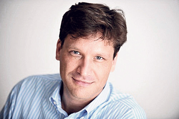 Leadspace CEO Doug Bewsher. Photo: Twitter