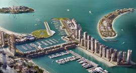 מרינה דובאי הרבור Dubai Harbour, צילום:  Dubai Harbour