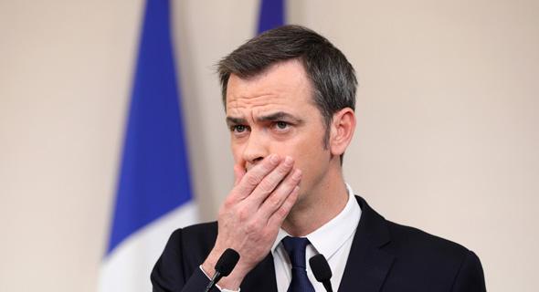שר הבריאות של צרפת, אוליבייה וראן, צילום: איי פי