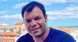 """תום ליבנה מנכ""""ל וורבין כרתים יוון, צילום: ורביט"""