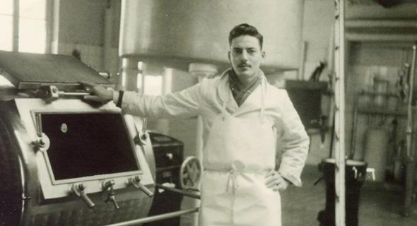 """יו""""ר שטראוס לשעבר מיכאל שטראוס, צילום: יח""""צ שטראוס"""