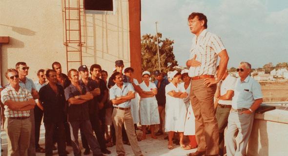 """יו""""ר שטראוס לשעבר מיכאל שטראוס 2, צילום: יח""""צ שטראוס"""