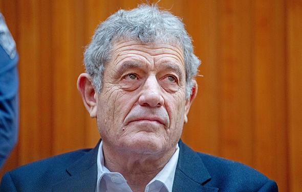 מיקי גנור ב דיון בבית משפט עליון, צילום: אוהד צויגנברג