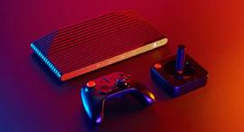 קונסולת המשחק החדשה של אטארי Atari, צילום: Atari