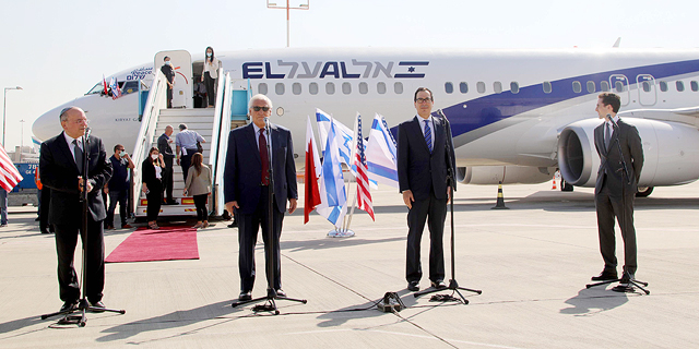 """בחריין """"אדומה"""", אך המשלחת הישראלית קיבלה פטור מבידוד"""