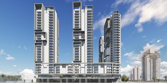 אשדוד: אושרה תוכנית לבניית 440 דירות להשכרה