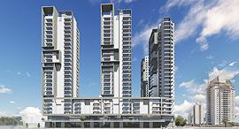 הדמיית פרויקט בית ואופק באשדוד של דירה להשכיר, הדמיה: אפי כוינה אדריכלים