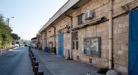תוכנית בניה חדשה מתחם התחנה הראשונה ירושלים, צילום: שלו שלום