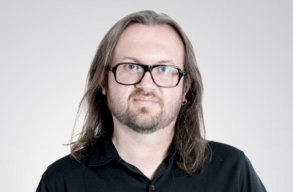 Sound Radix CEO Nir Averbuch. Photo: Anastasia Shmuelov