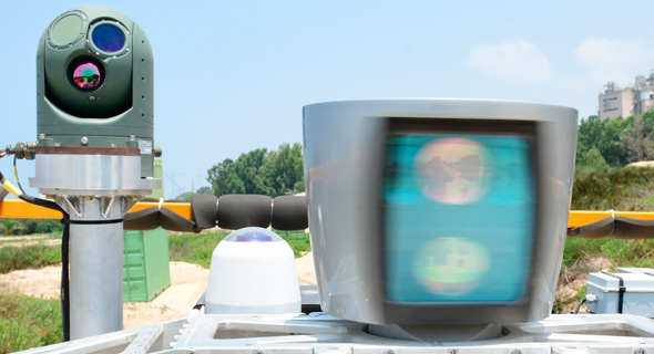 """מערכת ניווט חסינת שיבושים צה""""ל רפאל, צילום: דוברות רפאל"""