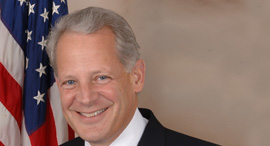 Former Democratic congressman Steve Israel. Photo: PR