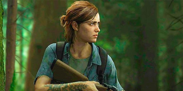 מתוך המשחק The Last of Us 2. משחק בלעדי לפלייסטיישן שהצליח בענק, מקור: פלייסטיישן ,צילום מסך
