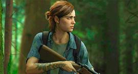 The Last Of Us 2 נשים ב גיימינג, מקור: פלייסטיישן ,צילום מסך