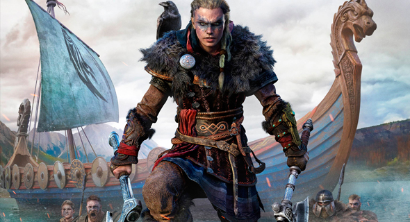 הכותר החדש בסדרת המשחקים המצליחה: Assassin's Creed Valhalla