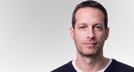Lior Noy, Startup Growth Lead at Google. Photo: Google
