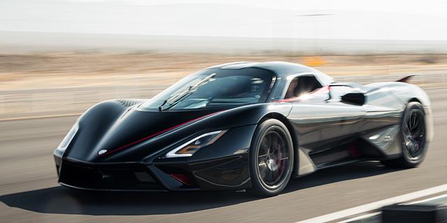 """פייק ספיד: שיא המהירות הסנסציוני למכונית התברר כ""""לא מדויק"""""""