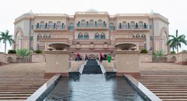 מלון Mandarin Oriental Emirates Palace באבו דאבי, צילום: שאטרסטוק