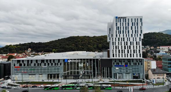 הקניון החדש של אפי נכסים בעיר בראשוב, רומניה
