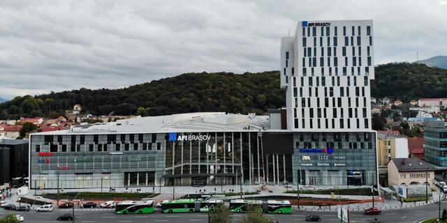 הקניון החדש של אפי נכסים בבראשוב רומניה, צילום: אפי אירופה