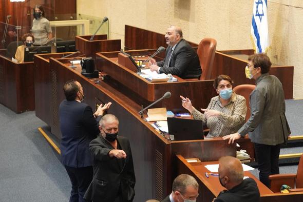 מליאת הכנסת, צילום: שמוליק גרוסמן (דוברות הכנסת)