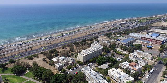 """עולה מן הים: """"העתיד של חיפה נמצא בשכונות החוף"""""""