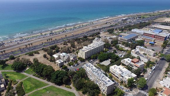שכונת נווה דוד בחיפה