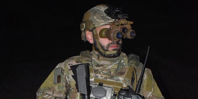 """מערכת לראיית לילה של אלביט שתימכר לצבא ארה""""ב, צילום: אלביט מערכות"""