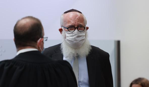 אדוארדו אלשטיין בבית המשפט